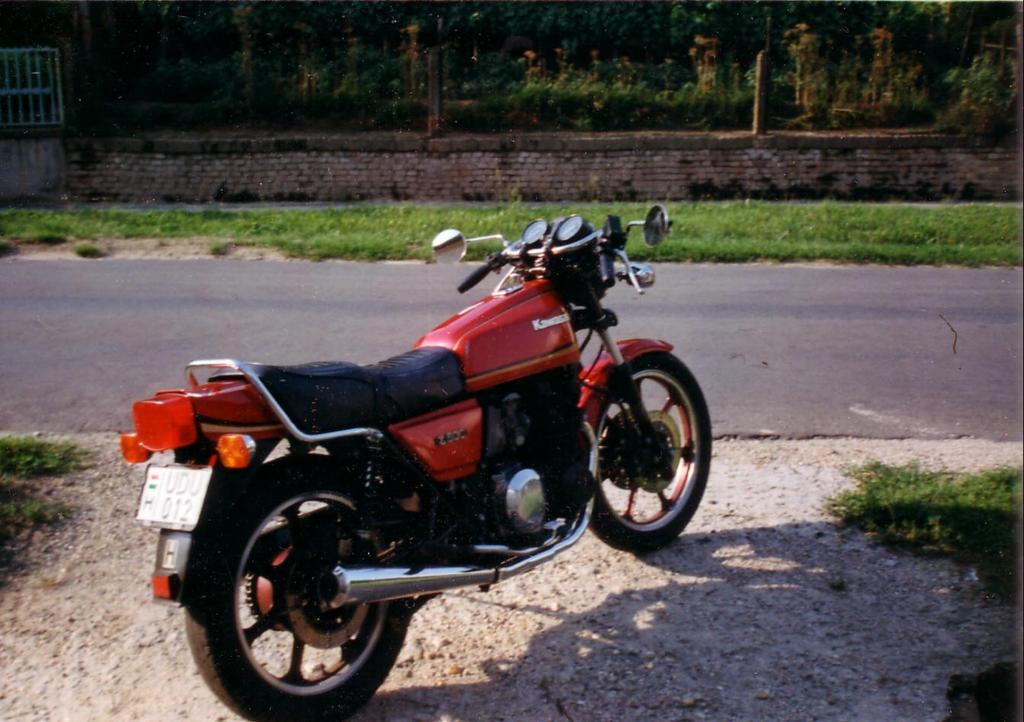Az Első Igazi Motorom!