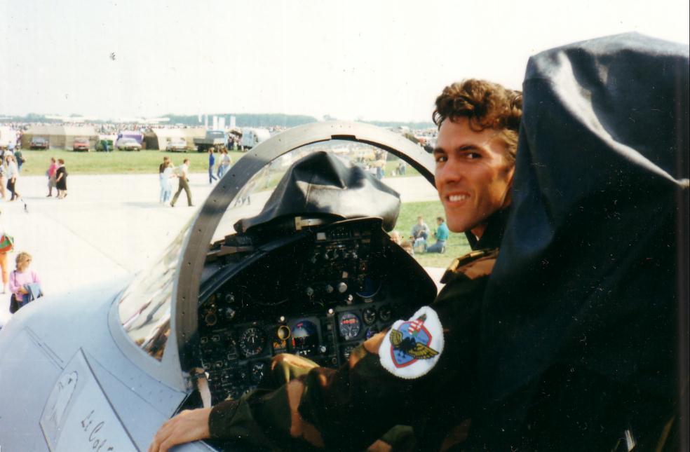 Repülőnap Taszár 1991
