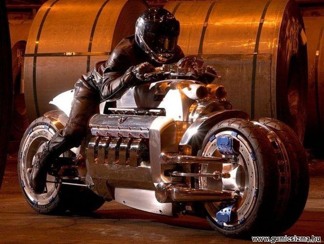 A motor csúcsa!