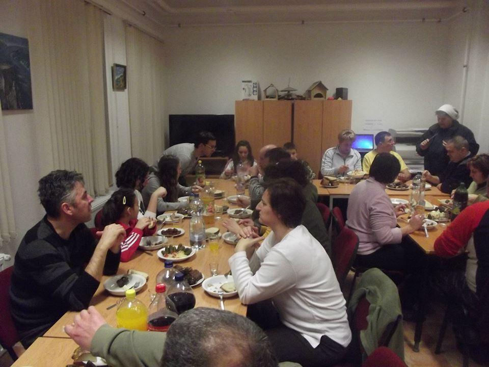 Vacsora